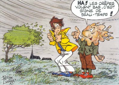 Humour sur la bretagne et les bretons - Coup de soleil combien de temps ...
