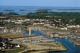 Les communes sur les rives sud du golfe du morbihan - Salon nautique du crouesty ...